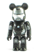 Marvel Medicom War Machine Bearbrick 100% Figure Series 20 Be@rbrick Iron Man 3