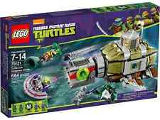 Lego ® Teenage Mutant Nina Turtles 79121 Turtle sub Undersea chase new misb NRFB