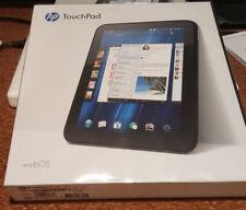 HP TouchPad 32GB Gloss Black, FB359UA Wi-Fi, 9.7in