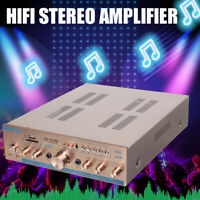 920W 5CH amplificatore HiFi Stereo AV Surround Karaoke amplificatori AM / FM Hom