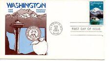 US FDC #2404 Washington, Gamm (4669)