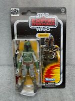 STAR WARS BLACK SERIES boba fett 40th  empire strikes back