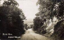 Abbey Wood near Bexleyheath. Knee Hill.