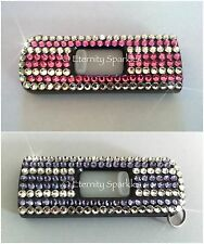 Pink / Purple Crystal 4GB USB Flash Drive Memory Made With SWAROVSKI ELEMENTS