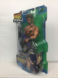 CC  Max Steel: Crossbow Commando Action Figure Mattel 2001 12 Inch