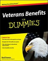 Veterans Benefits for Dummies, Paperback by Powers, Rod, Brand New, Free P&P ...