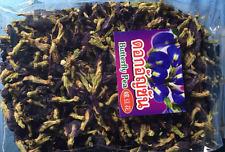 Thai Reiner Natürlichen Getrockneten Butterfly Pea Tee, Blau-Blumen-Tee 50 gramm