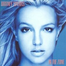 BRITNEY SPEARS In the Zone [Bonus Track] CD