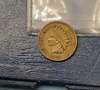 1859 Indian Head Cent Nice High Grade XF/AU