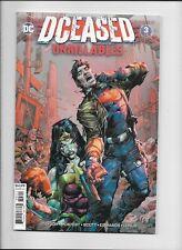 DC Comics   DCEASED Unkillables #3  MINT UNREAD
