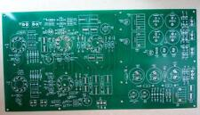 1pcs MM/MC Phono amplifier bare PCB Circuit base on Marantz 7