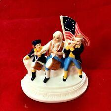 Sebastian Miniatures Figurine- The Spirit of 76