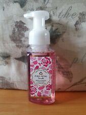 Bath And Body Works Pink Petal Teacake Foaming Hand Soap