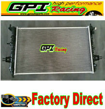 NEW radiator FOR HOLDEN ASTRA TS / ZAFIRA 1.8 / 2.0L Manual only