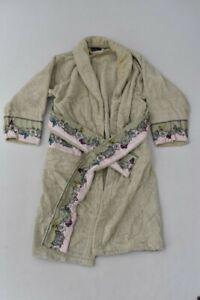 Versace Men's Le Jardin Bathrobe Size Medium Dressing Gown In Presentation Box