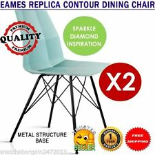 Unbranded Plastic Dining Chairs