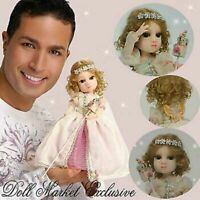 """New - Gregg Ortiz """"Once Upon A Princess"""" Resin BJD Doll - LE 16 -Signed by Gregg"""