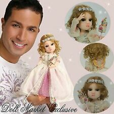"New - Gregg Ortiz ""Once Upon A Princess"" Resin BJD Doll - LE 16 -Signed by Gregg"