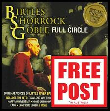 BIRTLES SHORROCK GOBLE - FULL CIRCLE CD ( LITTLE RIVER BAND ) GLENN~BEEB *NEW*