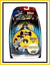 2006 _ DC Comics _ The Batman EXP _ Mr Freeze Action Figure _ (MOC)