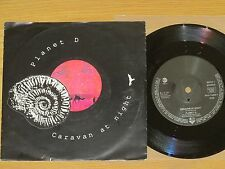 """7"""" Planet D - Caravan At Night - Remixed by Simon Rodgers produced Frank Duval"""