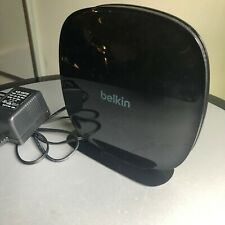Belkin dual-band wireless range extender F9K1106v1 with power supply