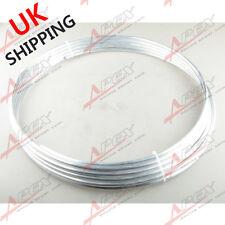 "ALUMINIUM HARD LINE 3/8"" (9.5mm) X 25 FOOT(7.6m) ROLL FUEL /OIL /WATER /E85 UK"
