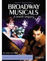Broadway Musicals: A Jewish Legacy [New DVD]