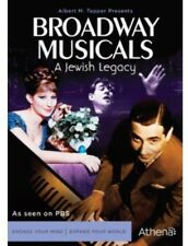 Broadway Musicals: A Jewish Legacy [New DVD]