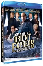 MURDER ON THE ORIENT EXPRESS Agatha Christie's Poirot **Blu Ray B** David Suchet