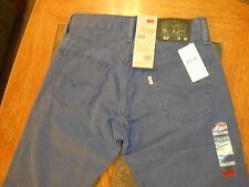 Men's Levi's 514 Straight Fit Jeans Purple W29 x L30