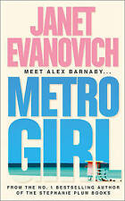 """VERY GOOD"" Metro Girl (Alex Barnaby 1), Evanovich, Janet, Book"
