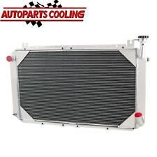 3Row Radiator For 88-97 Nissan Patrol GQ GR Y60 4.2L TB42S TB42E/TD42 PETROL MT