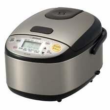 Zojirushi Micom rice cooker & Warmer 3 cup Black