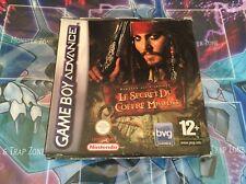 """Pirates des Caraibes """"Le Secret du Coffre Maudit"""" - Jeu GBA/Game Boy Advance"""