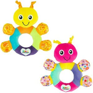 Y7421 Lamaze Freddie Firefly My First Rattle - Jingle Sounds - Teething - Visual