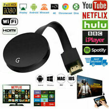 3rd Generation 1080P HD HDMI Media Video TV Digital Streamer Chromecast G5 UK