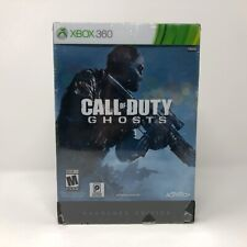 Call of Duty: Ghosts Hardened Edition Xbox 360 NEW CIB