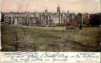 Vintage Postcard Trinity College Queen Street East TORONTO Ontario Canada  pb28