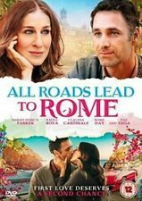 All Roads Lead To Rome [DVD], Very Good DVD, Sarah Jessica Parker,Paz Vega,Cla