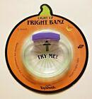 NEW Target 2020 Halloween Glow in Dark Light Up Bracelet Wristband Fright Banz