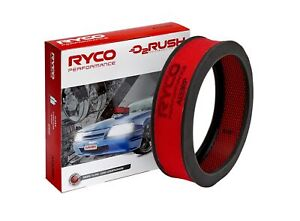 Ryco 02 Rush Performance Air Filter A133RP fits Chevrolet Camaro 4.1