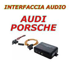 INTERFACCIA  AUX-IN  AUDI A4-A6-Q7 - PORSCHE CAYENNE