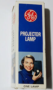 GE (General Electric) PROJECTOR LAMP ** CZA ** 500W 120V