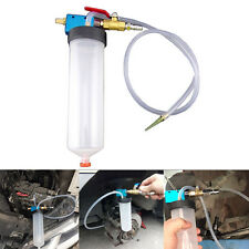Car Motorcycle Brake Hydraulic Bleeder Clutch Emptying Tools Fluid Exchanger