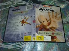 NICKELODEAON AVATAR THE LEGEND OF AANG : BOOK 1 WATER VOLUME 1 (DVD, PG)