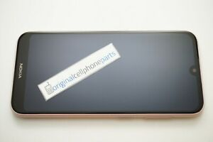 OEM Nokia 4.2 TA-1133 LCD with Digitizer and Frame USED PINK ORIGINAL