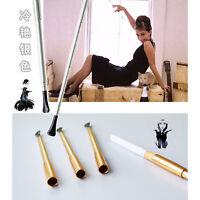 Real Cigarette Smoke Holder Audrey Hepburn 1920s Flapper Costume Accessory 27cm