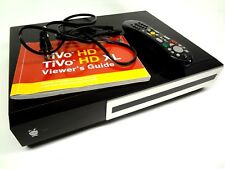 TIVO HD XL DVR Model TCD652160 with Remote Control & User Guide
