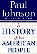 """""""A History of the American People"""" by Paul Johnson (1997)"""